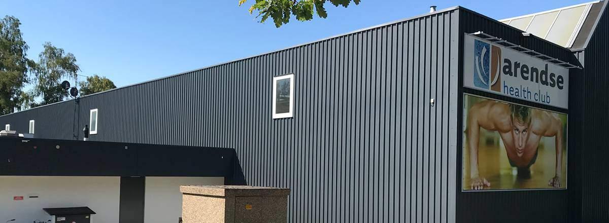 Arendse Health Club (Tennishal) – Dongen