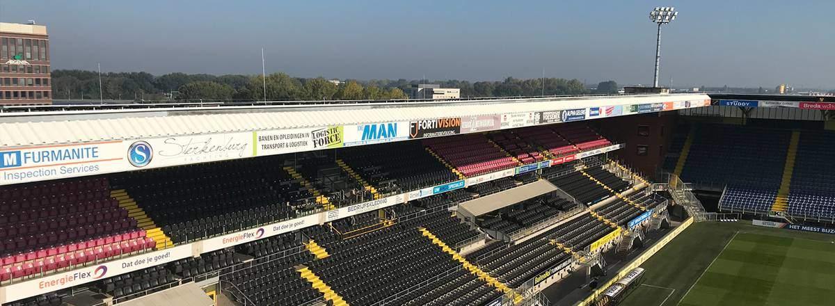 Rat Verlegh Stadion (NAC) – Breda